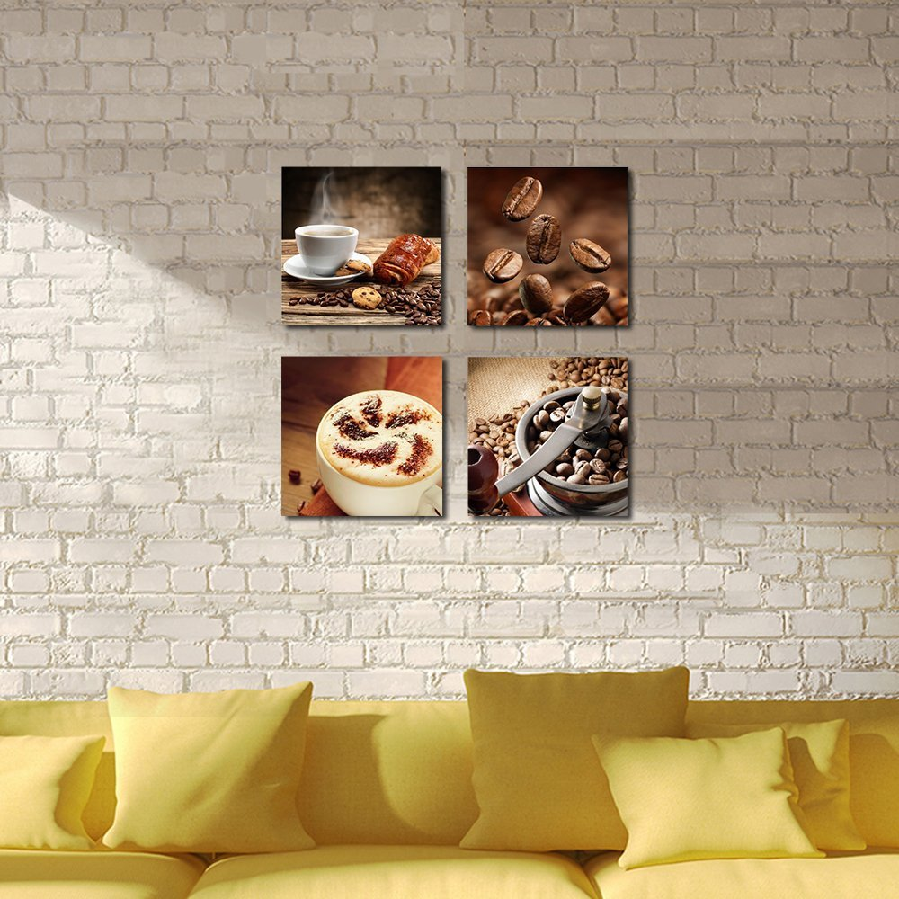 popular coffee painting pictures-buy cheap coffee painting