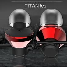 100% Genuino DUNU TITAN 1es TITAN-1es Diafragma de Titanio de Calidad En La Oreja Los Auriculares Auriculares Dinámico de Alta Fidelidad