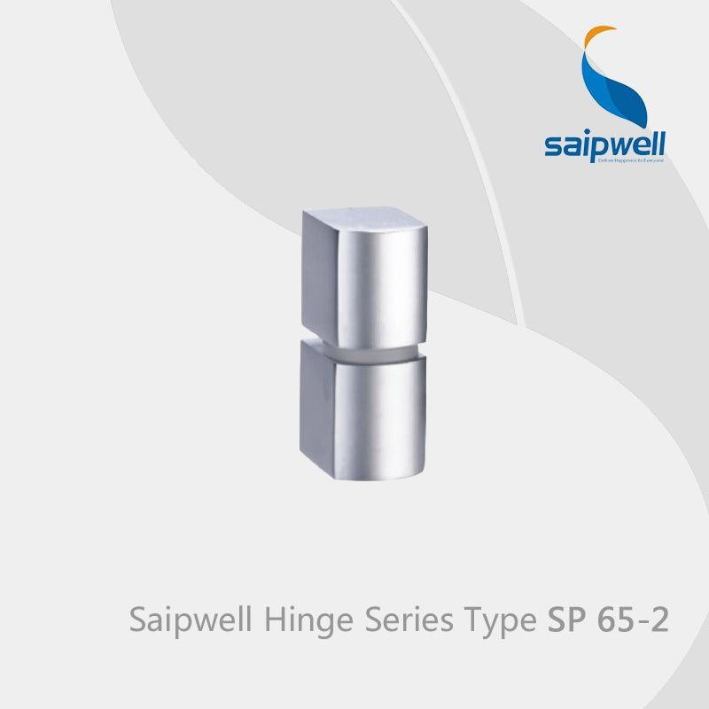 US $31 45 14% OFF|Saipwell kitchen cabinet hinges SP65 2 hinges for  aluminium door shower door hinges types hinges and clasps 10 Pcs in a  Pack-in Door