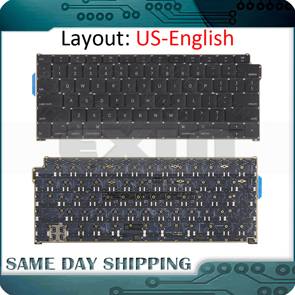 2018 New Laptop A1932 Keyboard us usa for MacBook Air Ret 13 3 Retina A1932 US