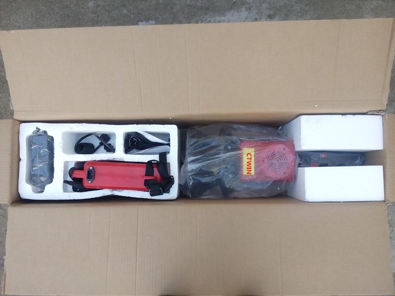 New Good Manufacturer Electric Single Blade Hedge Trimmer / Nůžky - Zahradní nářadí - Fotografie 1