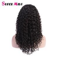 Полное кружева парики человеческих волос супер мило бразильский плетение волос странный фигурные парики для черный Для женщин натуральный