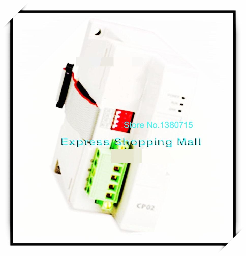 New Original DVPCP02-H2 PLC CANopen slave communication module plc xbl c41a cnet communication module
