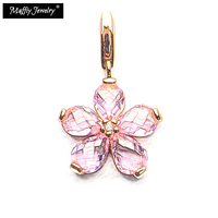 Free Shipping Super Deal Ts Fashion Diy Jewelry Flower Charm Pendant 0999 537 9 Fit Thomas