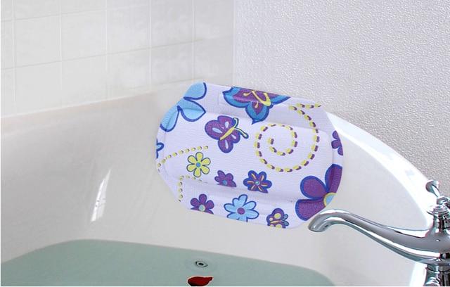 Vasca Da Bagno Ruvida : Pz collo relax ventosa vasca da bagno cuscino vasca pvc cuscino