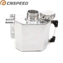 CNSPEED uniwersalny pojemnik do ściągania oleju zbiornik odpowietrzający zbiornik 530ML z 12mm filtr odpowietrzający zbiornik paliwa YC101320