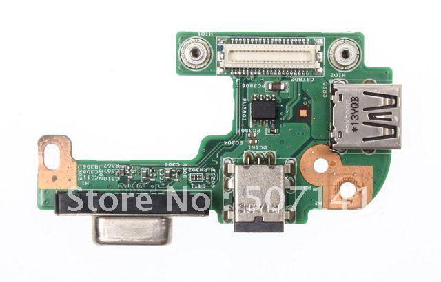 NEW DC Power JACK USB PORT BOARD VGA FOR DELL INSPIRON VOSTRO 15R N5110 M5110