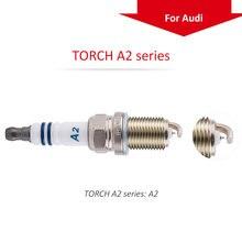 4packs/6packs China original TORCH spark plugs FR5KPP332S/PFR8S8EG/IK24/KC6PYPB/TORCH-A2