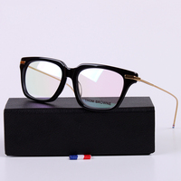 New Arrival Computer Glasses Men Women High Quality Square Computer Reading Eyeglasses Frame Optical Eyewear Original Case