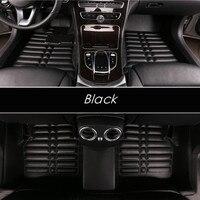 Custom car floor mats for Ford all models Edge Mondeo Focus Fiesta Navigator ecosport