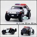 Подарок для ребенка 1 шт. 13.5 см Hummer HX акустооптического беговых джип сплав модель автомобиля предметы украшения мальчик детские игрушки
