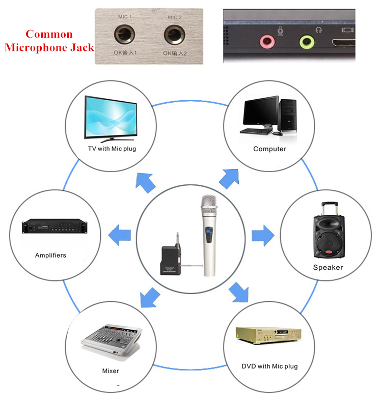 Wireless Microphone 12