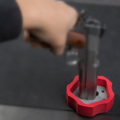 universal bloco de armeiros pistola pistola ruger 10 remontar 22 s estilo ferramenta de reparo