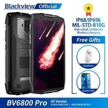 Blackview BV6800 Pro Android 8.0 Cep Telefonu 5.7