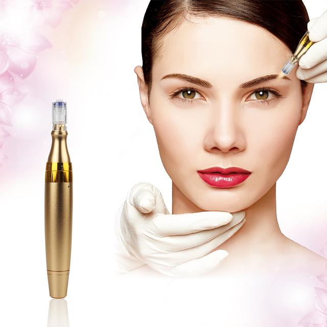 Eléctrica de la Ceja Del Tatuaje Pluma Microblading Ceja Eyeline Lip Liner Máquina de Tatuaje Permanente Del Maquillaje Profesional Herramientas de Maquillaje