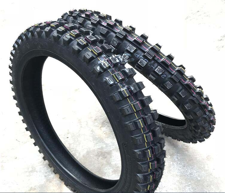Wuyang125 150 2.75/3.00/3.25-18 Front Rear Dirt Bike Motorcycle Wheel Rim Tire Tyre With Inner Tube