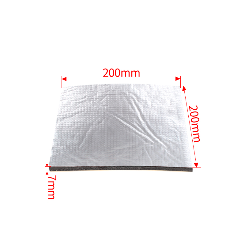 Heat Paper Insulation Cotton Foil and Self-adhesive 3D Printer Heat-bed Sticker as 3D Printer Parts 1