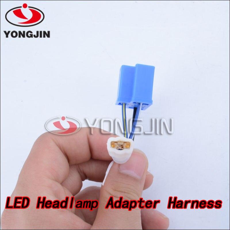 led headlamp wiring harness headlight relay harness upgrade led
