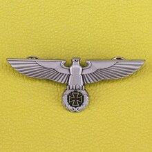 DEUTSCHLAND Орел с герба Германии значок крест Военная армейская булавка