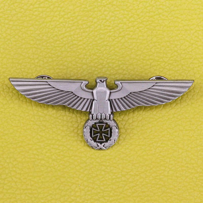 Jerman Jerman Eagle Lencana Cross Tentara Militer Pin