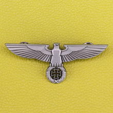 Insignia de águila alemana DEUTSCHLAND, insignia de Cruz del ejército militar