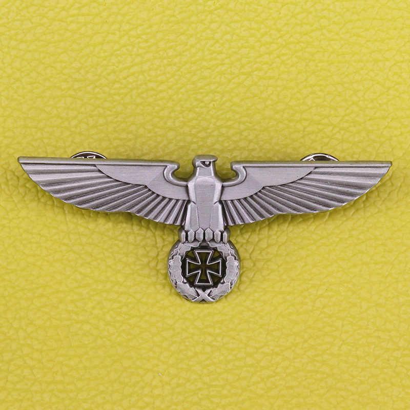 Deutschland Duitsland Eagle Badge Cross Militaire Leger Pin
