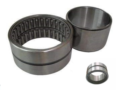 NAV4016 (80X125X45mm) Full Componets or Bore  Needle Roller Bearings with Inner Rings (1 PCS) mochu 22213 22213ca 22213ca w33 65x120x31 53513 53513hk spherical roller bearings self aligning cylindrical bore