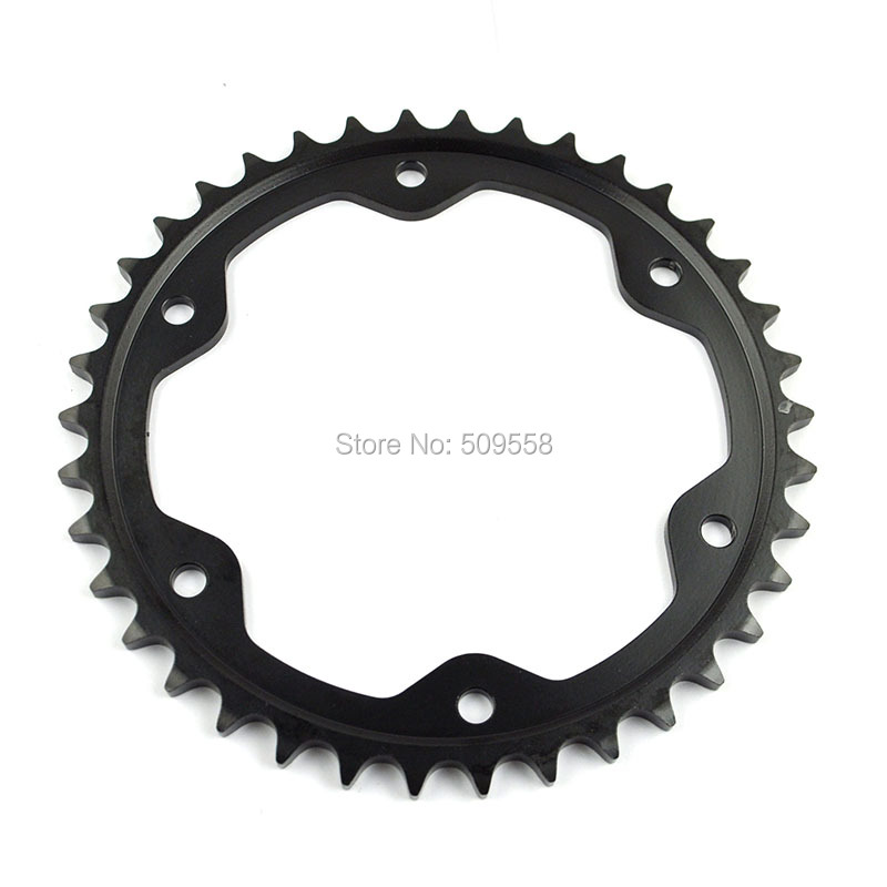 525 chain <font><b>38T</b></font> Motorcycle Rear <font><b>Sprocket</b></font> For KTM 1290 Superduke R GT 2014 2015 2016 2017 14 15 16 17 image