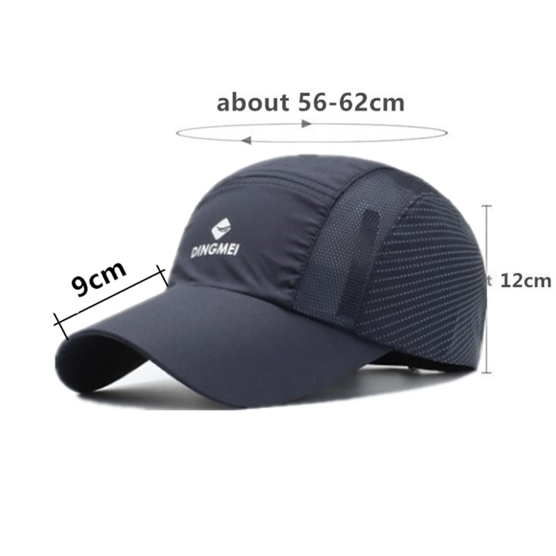 SILOQIN Snapback Cap Women 39 s Ponytail Fashion Mesh Cap Adjustable Size Men 39 s Breathable Baseball Caps New Ventilation Net Hat in Men 39 s Baseball Caps from Apparel Accessories