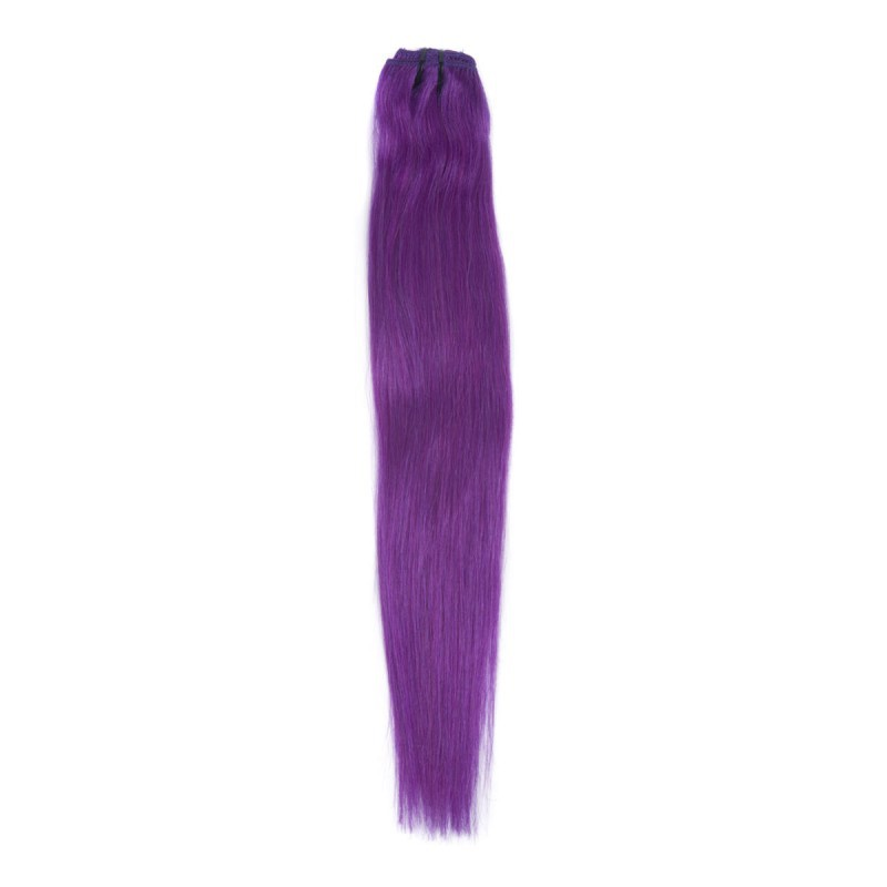 Discount Sassy Hair Extensionsfusion Hair Color Violet8 Pieceslot
