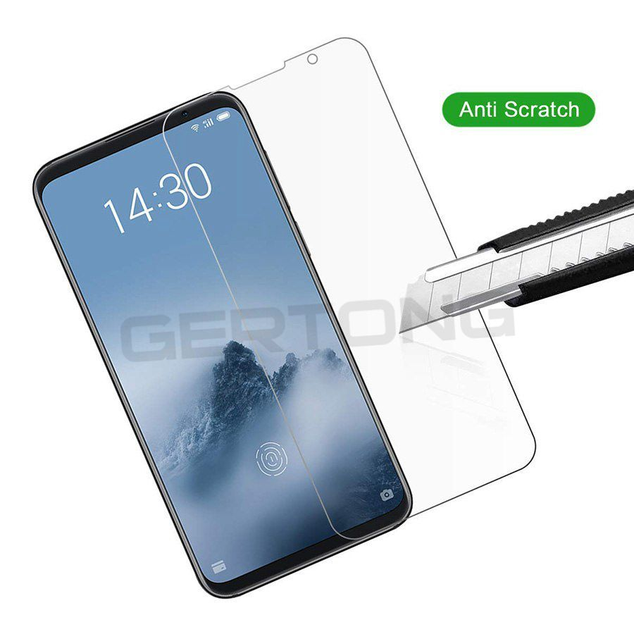 GerTong Tempered Glass For Meizu 16th Ultra-thin Screen Protector For Meizu 16 Protective Film For Meizu 16 Th Glass Meizu16