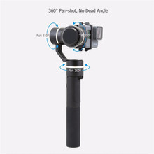 G5 Waterproof 3 axis Handheld Brushless Gimbal Stabilizer Gopro Camera Phone Stabilizer For smart phone and multi Action Camera