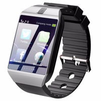 Smart Watch Phone Call 2G GSM SIM TF Card Camera for iPhone Android Samsung HUAWEI PK GT08 A1 1