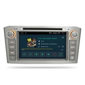 Image 4 - 7 IPS Android 9.1 รถเครื่องเล่นดีวีดีสำหรับ Toyota Avensis/T25 2003 2008 รถนำทาง GPS WIFI FM BL 2 DIN สเตอริโอมัลติมีเดีย