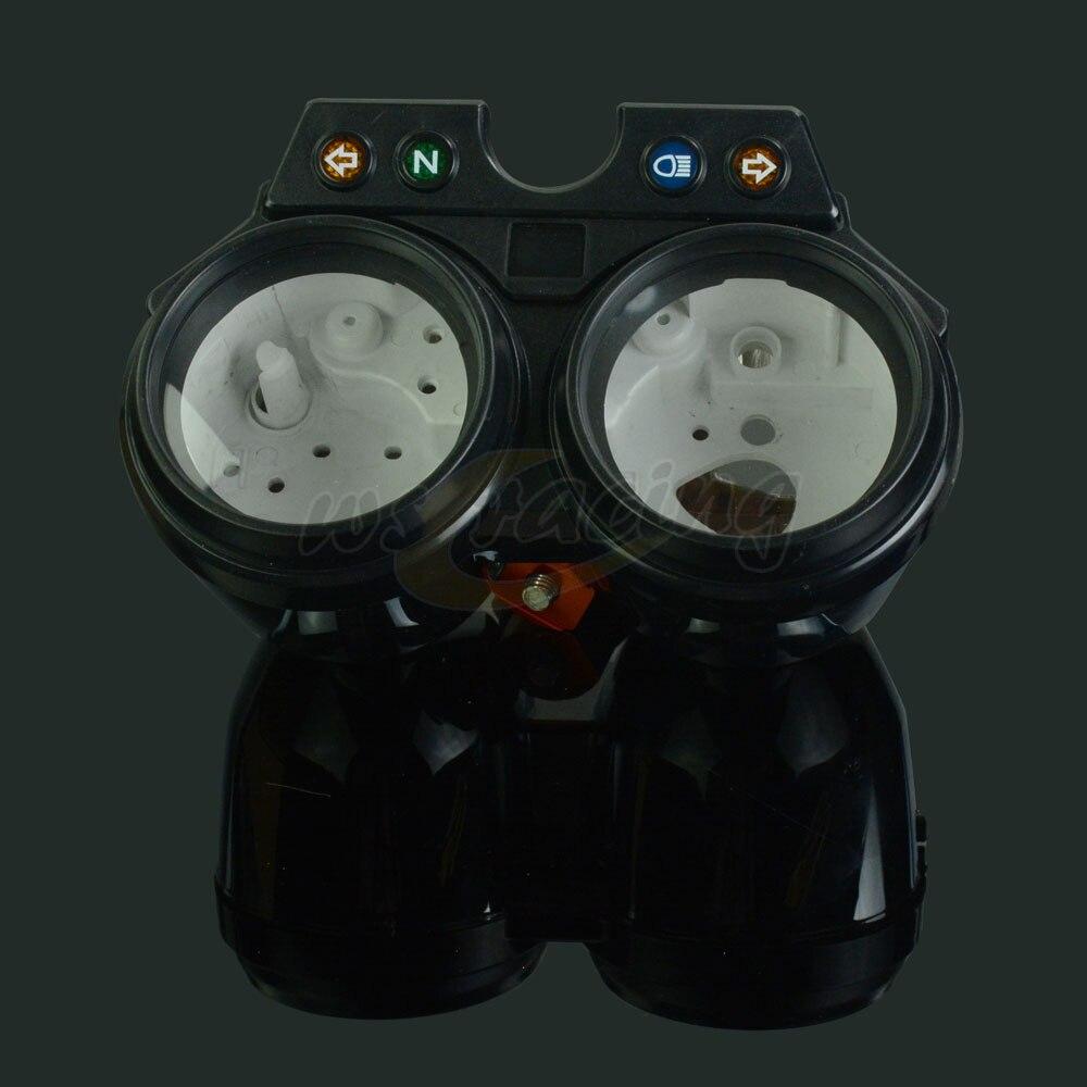 Мотоцикл спидометр часы инструмент Чехол манометры одометр тахометр корпус Коробка Чехол для Honda ШЕРШЕНЬ 250 2000-2008