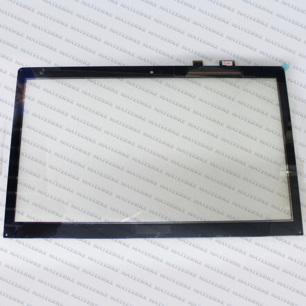 New 15.6 inch Touch Screen Digitizer Glass Panel Replacement For ASUS Q550 Q550L Q550LF 15 6 inch touch screen panel digitizer sensor glass replacement for asus q504 q504u q504ua series q504ua bhi7t21 q504ua bhi5t13