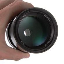 Objectif à mise au point fixe manuel 135mm F2.8 pour Canon EOS 350D 1300D 6D 6DII 7DII 70D 80D 5DII III