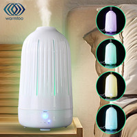110 240V 2L Colorful LED Light Ultrasonic Home Aroma Humidifier Air Diffuser Purifier Atomizer SPA Office