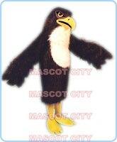 Талисман Белоголовый Орлан талисмана плюшевые Орел Сокол Птица Hawk пользовательские тему аниме маскарадные костюмы Карнавальный нарядное