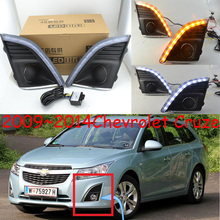 Chevrole Cruz daytime light,2009~2013/2015~2016;Free ship!LED,Cruz fog light,astra,astro,avalanche,suburban