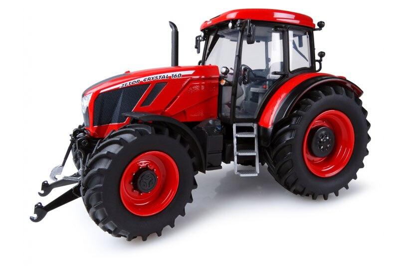 UH 4951 Zetor cristal 160 juguetes de Tractor-in Troquelado y vehículos de juguete from Juguetes y pasatiempos    2