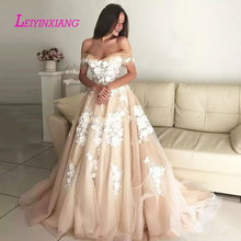 LEIYINXIANG Wedding Dress Sexy Ball Gown Bride