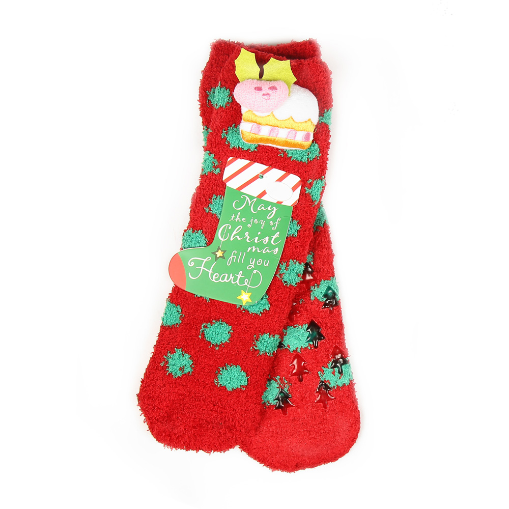 new 2018 women sock winter warm christmas gifts stereo - 1000×1000