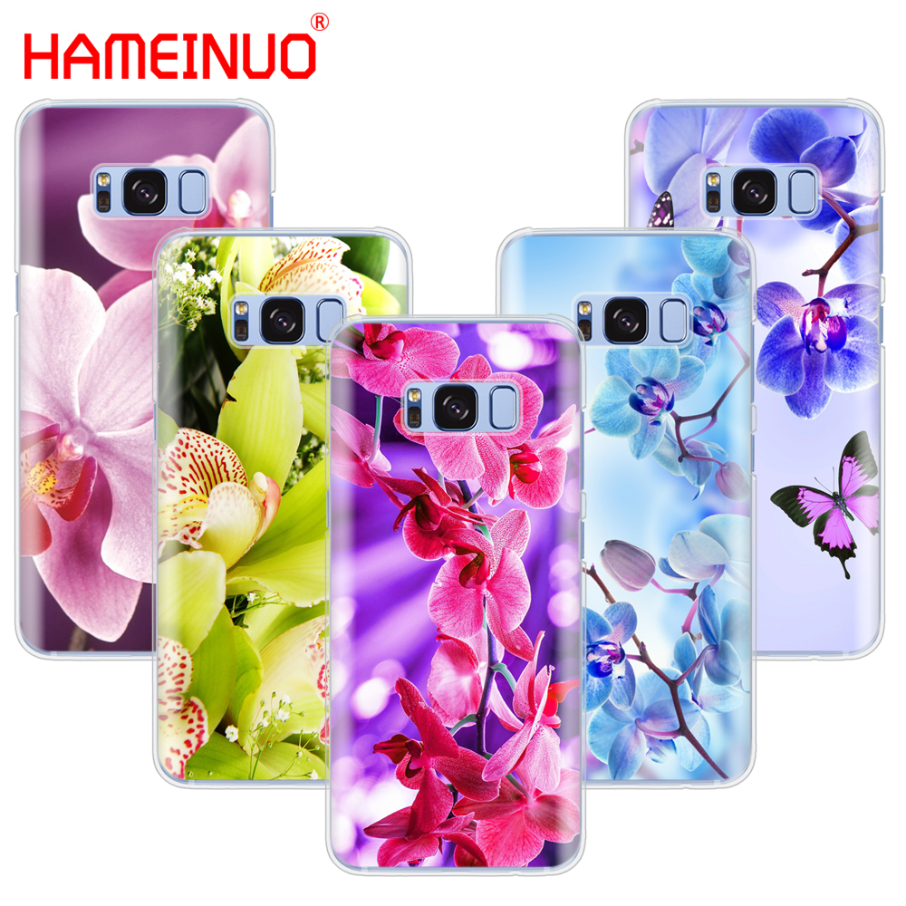 Hameinuo Desktop Wallpapers Free Orchids Flower Cell Phone Case