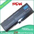 7800mah Laptop Battery For Toshiba PA3536 PA3536U PA3536U-1BAS PA3536U1BAS PA3536U1BRS PA3537 PA3537U PA3537U-1BAS PA3537U-1BRS