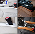 2x Car Seat Gap Pad Leak Proof Plate Plug Seat Leak Cover for Geely EMGRAND 7 X7 EC7 GC7 SC7 VISION