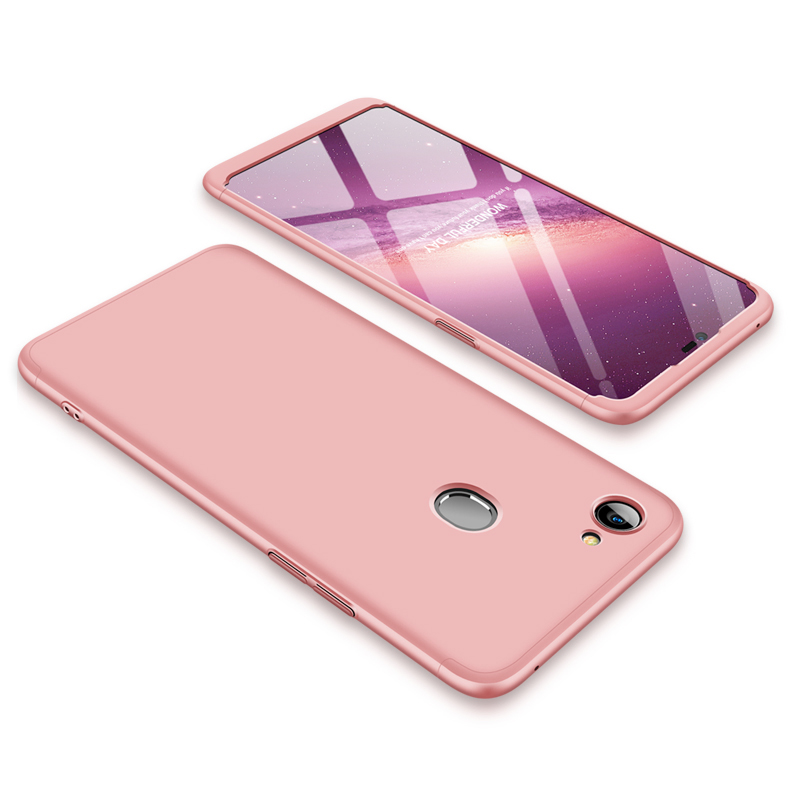 360 Full Protection Case For OPPO Case TPFIX PC Hard 360 Full Body Protect Cover For OPPO K1 F9