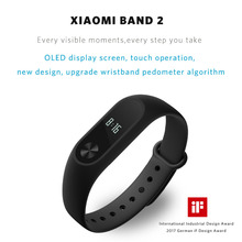 Original Xiaomi band 2 Mi Band 2 Smart Uhr Armband Pulsmesser Armband Fitness Tracker Armband Smart band