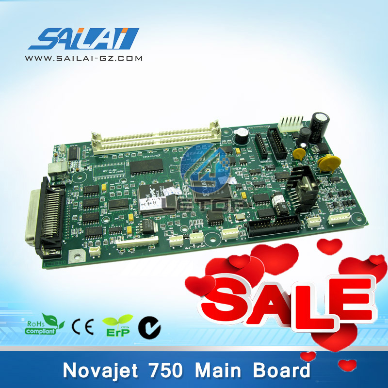 Encad novajet 750 printer parts main board for lecai indoor printer цена
