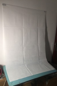 Image 3 - No need Stand Kit 7colors 1.6X1m Photography studio Green Screen Chroma key Background Non Woven Backdrop for Photo Studio